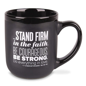 Stand Firm Coffee Mug