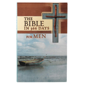 The Bible In 366 Days For Men Devotions