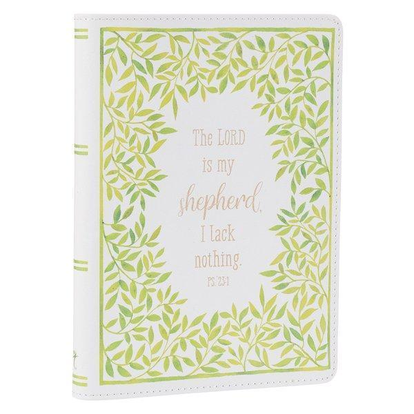 The Lord Is My Shepard Psalm 23:1 Journal