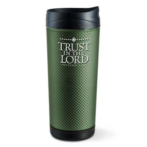 Trust In The Lord Proverbs 3:5 Travel Mug