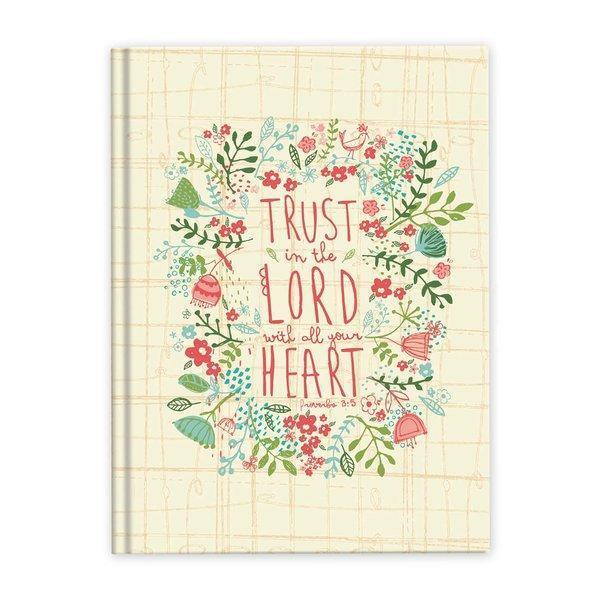 Trust In The Lord Scripture Journal
