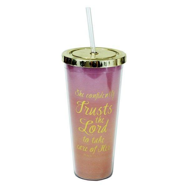 Trust In the Lord Tumbler