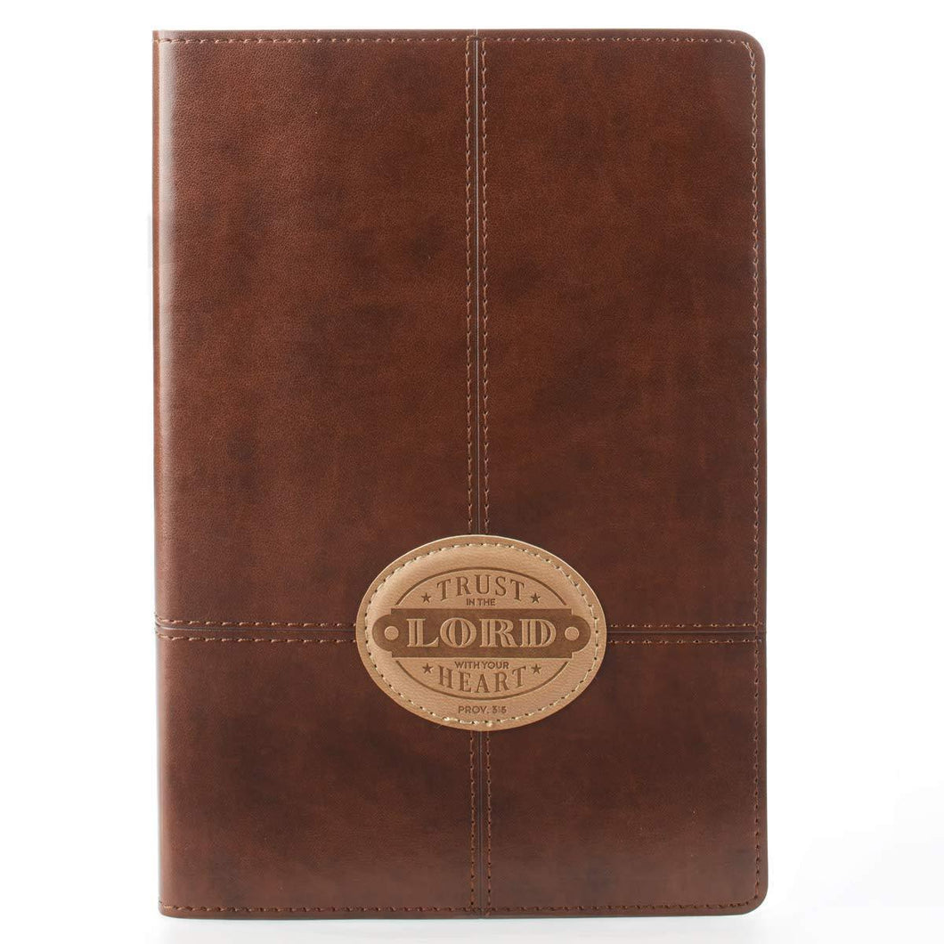 Trust - Proverbs 3:5 Journal