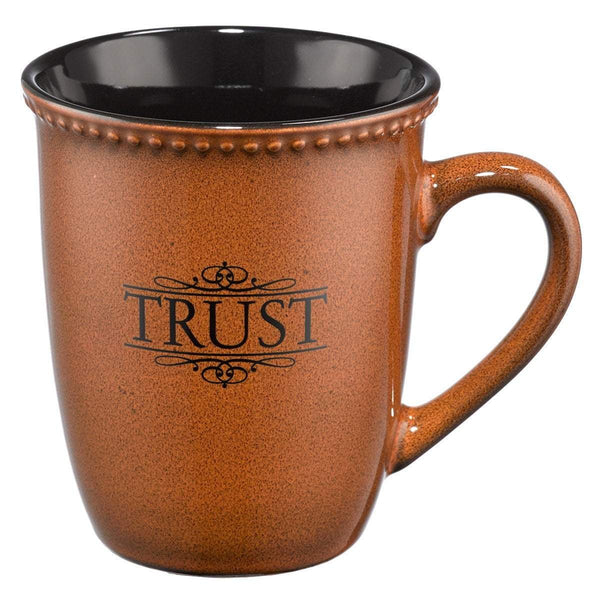 Trust Scripture Coffee Mug