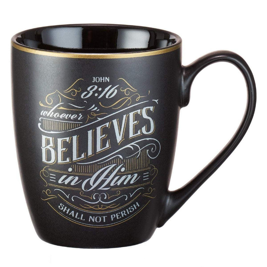 Whoever Believes John 3:16 Coffee Mug