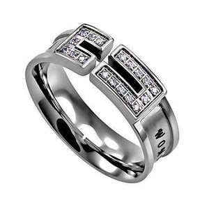 Women Of God Cross Ring