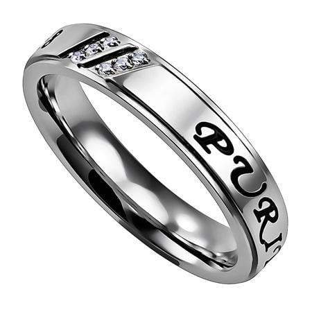 Women's Luxury Purity Ring