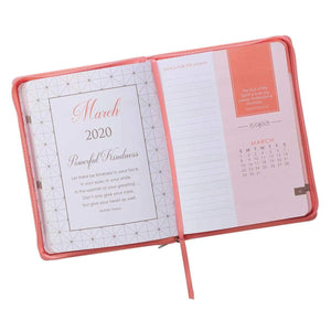 Year Of Grace 2020 Planner