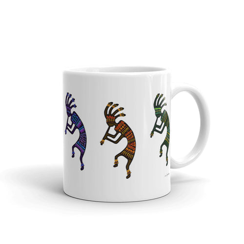 HOPI DANCERS Mug - COOOL CATS