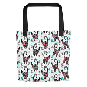 SNOBBY MARTINI Tote bag - COOOL CATS