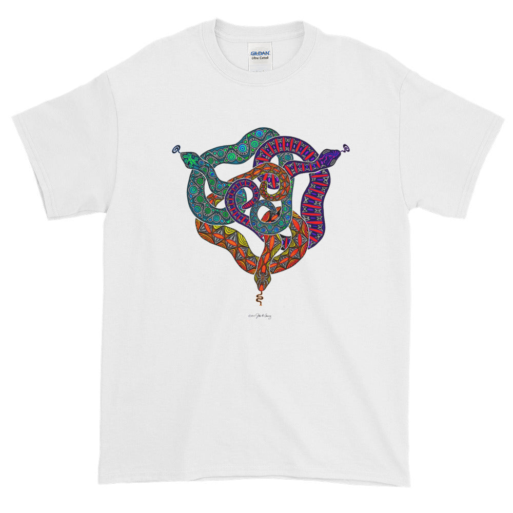 SNAKES CIRCLE Short-Sleeve T-Shirt