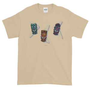 TIKI GUYS Short-Sleeve T-Shirt - COOOL CATS
