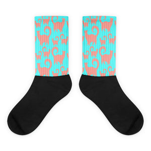 PINK KITTENS Socks - COOOL CATS