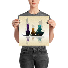 ALLEY CATS Poster - COOOL CATS