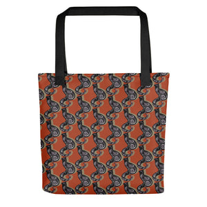 SWIRLY CATS GALORE Tote bag - COOOL CATS