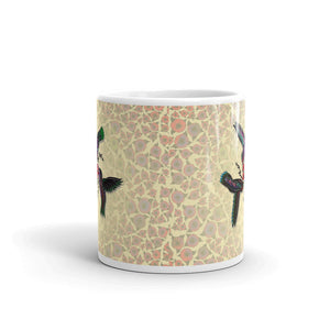 HUMMINGBIRD CIRCLE Mug - COOOL CATS