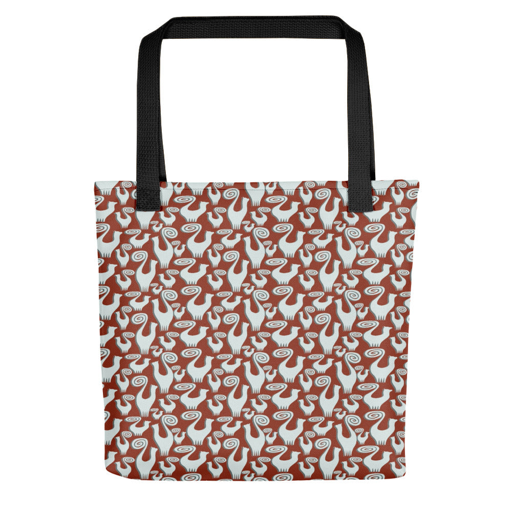 SNOOTY CATS GALORE Tote bag - COOOL CATS