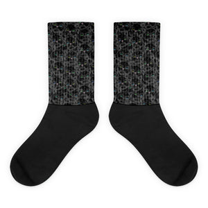 BLACK KITTEN Socks - COOOL CATS