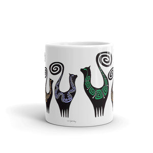 SNOOTY CATS Mug - COOOL CATS