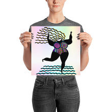 Goddess of Good Attitude 2 Poster - COOOL CATS