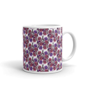 SWIRLY Mug - COOOL CATS