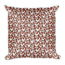 SNOOTY CATS  GALORE Square Pillow - COOOL CATS