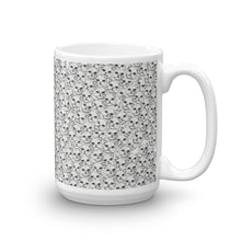 ANGORA KITTY FACES Mug - COOOL CATS