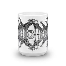 GIRAFFE REFLECTIONS Mug - COOOL CATS
