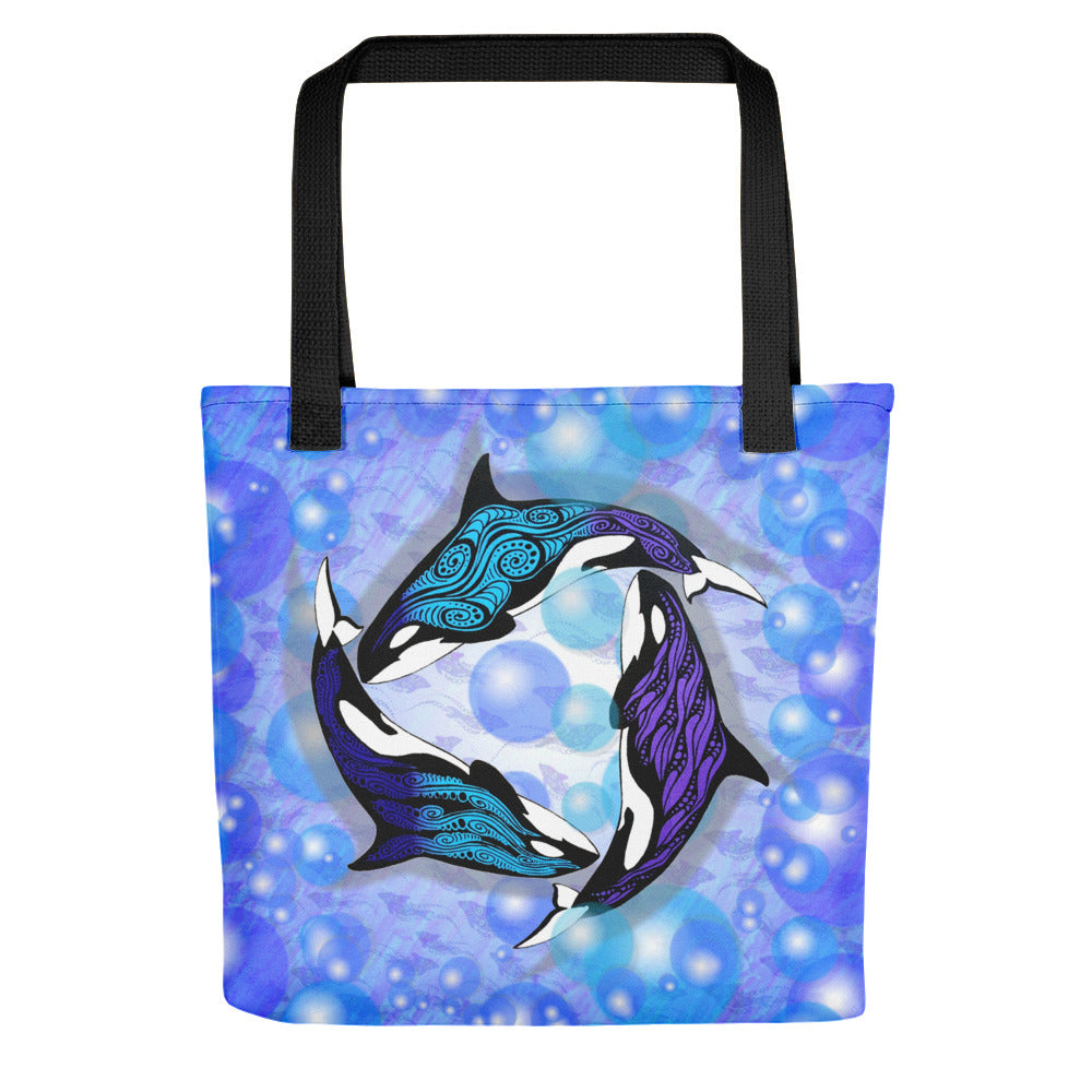 ORCAS Tote bag - COOOL CATS