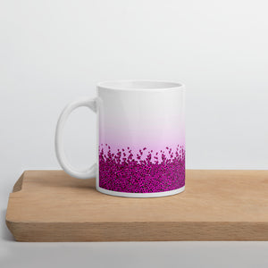 Bed of Roses designer Mug by John A. Conroy