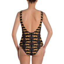 Leaping Tigers One-Piece Swimsuit