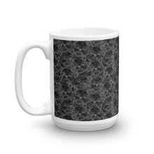 LUCKY BLACK KITTY FACES Mug - COOOL CATS