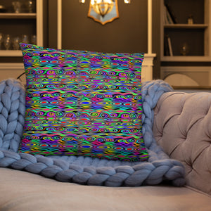 Goddess designer Basic Pillow by John A. Conroy