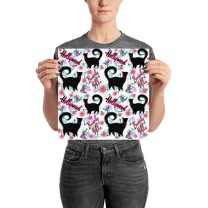 HOLLYWOOD CATS Poster - COOOL CATS