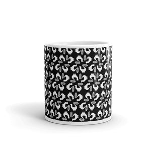 SNOOTY PATTERN Mug - COOOL CATS