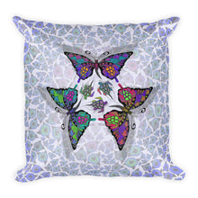BUTTERTURTLES Square Pillow - COOOL CATS