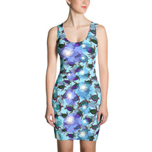 SEA OF TURTLES Sublimation Cut & Sew Dress - COOOL CATS