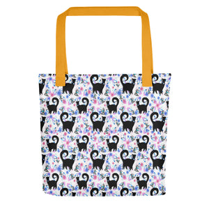 RETRO SNOBBY COCKTAILS Tote bag - COOOL CATS