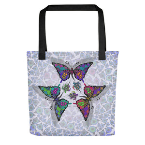 BUTTERTURTLES Tote bag - COOOL CATS