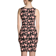 PINK KITTY Sublimation Cut & Sew Dress - COOOL CATS