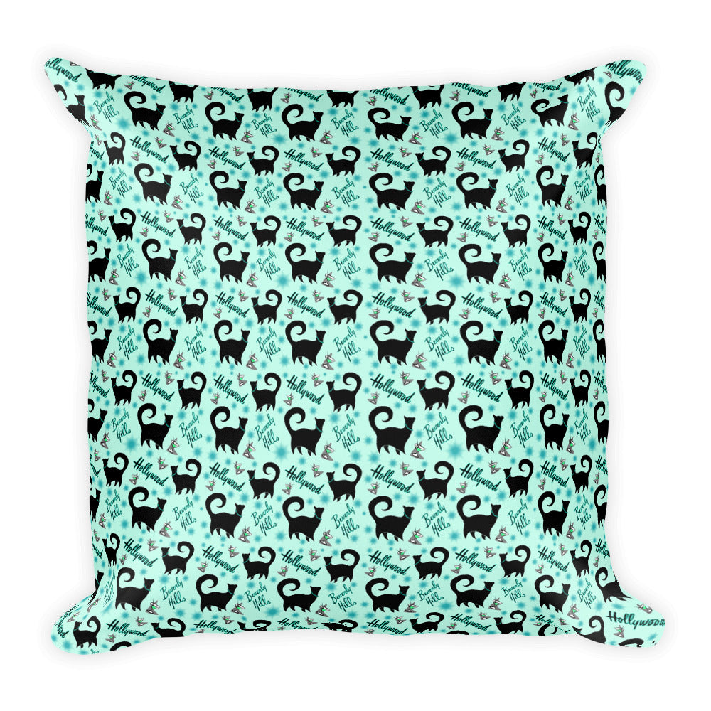 FABULOUS Square Pillow - COOOL CATS