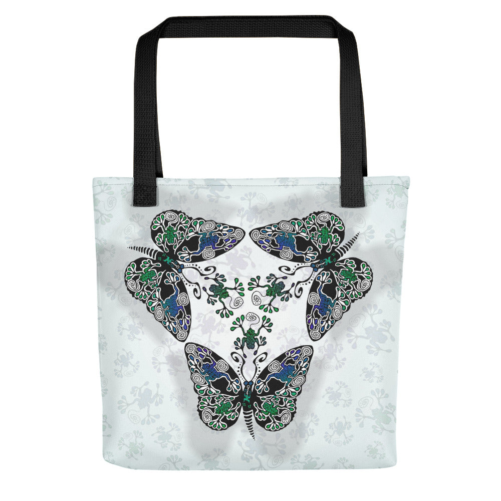 BUTTERFROGS Tote bag - COOOL CATS