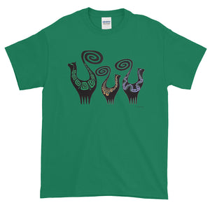 SNOOTY CATS Short-Sleeve T-Shirt - COOOL CATS