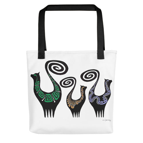 SNOOTY CATS Tote bag - COOOL CATS