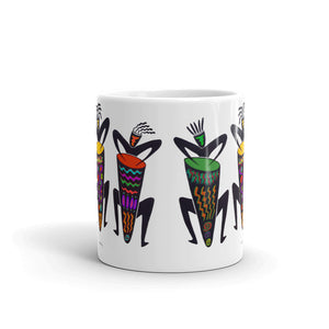 CONGA GUYS Mug - COOOL CATS