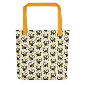 GOLDEN MARTINIS Tote bag - COOOL CATS