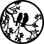 bird-3  Laser Cut Vinyl Record artist representation