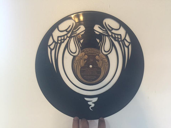 jesus christ superstar-1 Laser Cut Vinyl Record artist representation
