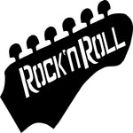 rock and roll-1 Laser Cut Vinyl Record artist representation
