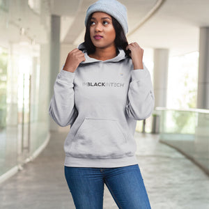 ImBlackInTech Branded Women's Hoodie